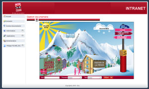 Station de ski les 2 Alpes <br>More info</b>