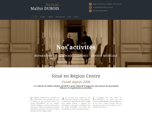 Maïlys DUBOIS Avocats <br /><br>Internet web-site<b>More info</b>