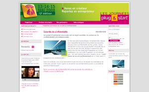 Les journées Plug And Start <br>More info</b>